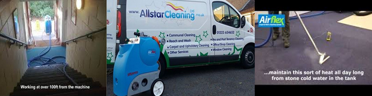 carpet cleaners deep clean