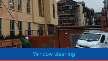 hire window cleaners